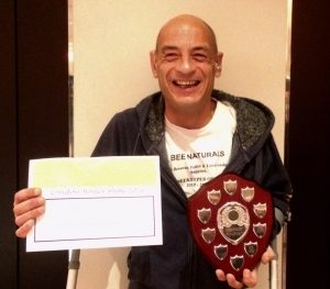 Paul Vagg awarded London Beekeeper Of The Year and Best London Honey