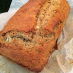 Banana Orange And Honey Loaf