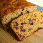 Date and Honey Tea Loaf