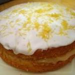 Honey And Lemon Drizzle Cake