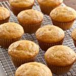 Honey And Orange Muffins