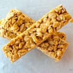 Honey And Peanut Squares