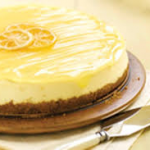 Honey and Lemon Cheesecake