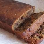 Sticky Top Fruit Loaf