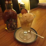 Whisky and Honey Ice Cream