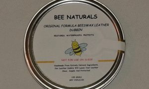 Bee Naturals 100% Natural Traditional Beeswax Leather Dubbin 100 Grams